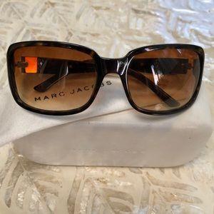 Marc Jacobs Tortoiseshell Sunglasses